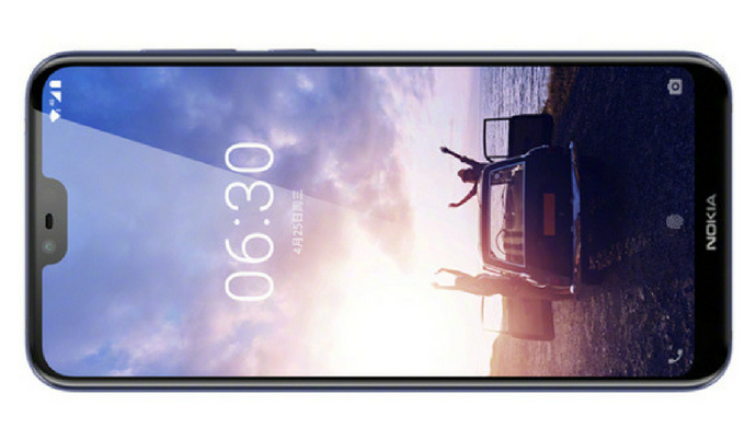 Nokia X6 With All-Glass Design And A Notch Launched