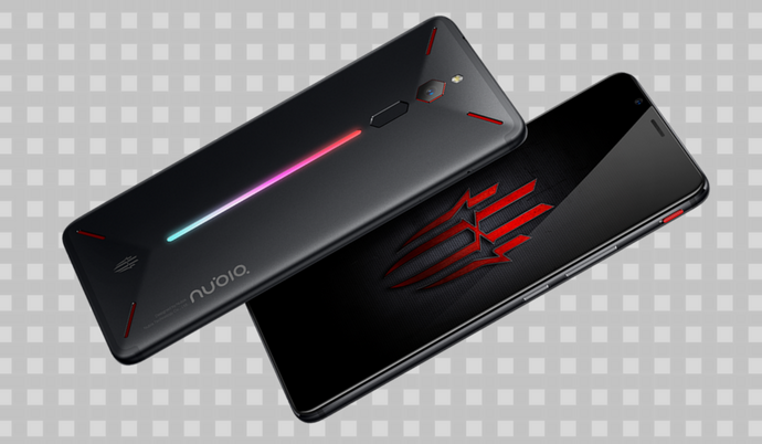 ZTE's Nubia Red Magic Gaming Smartphone Unveiled