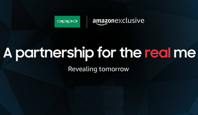 Oppo announces new sub-brand Realme in partnership with Amazon