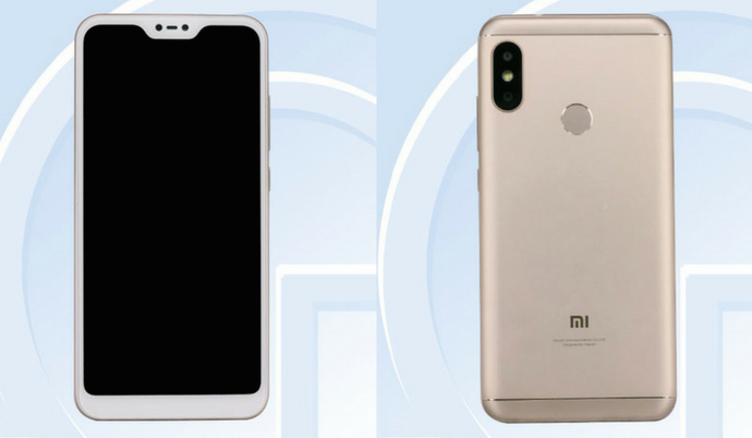Xiaomi Redmi 6 Pro TENNA listing: Design, Specs, price and more