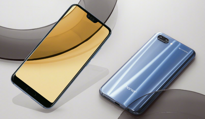 Honor launches the Honor 10, its flagship model for 2018