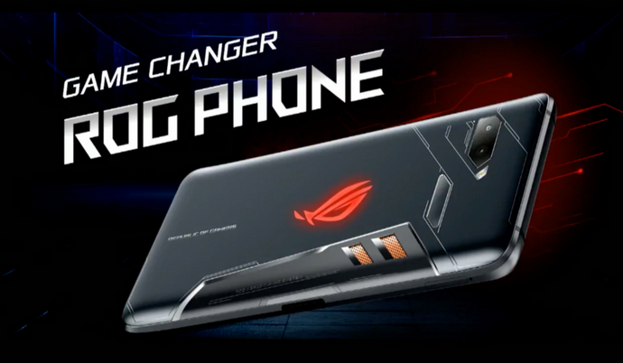 Asus unveils gaming-oriented ROG Phone at Computex 2018
