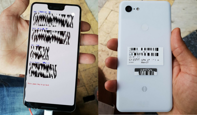 New Pixel 3 leaks: White color option and wireless charging accessory revealed