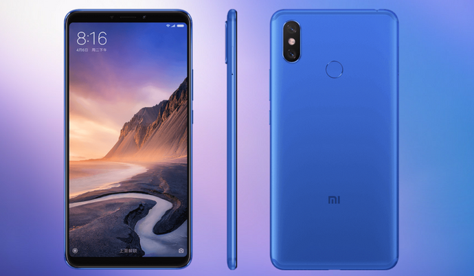 Xiaomi Mi Max 3 goes bigger on battery and screen size