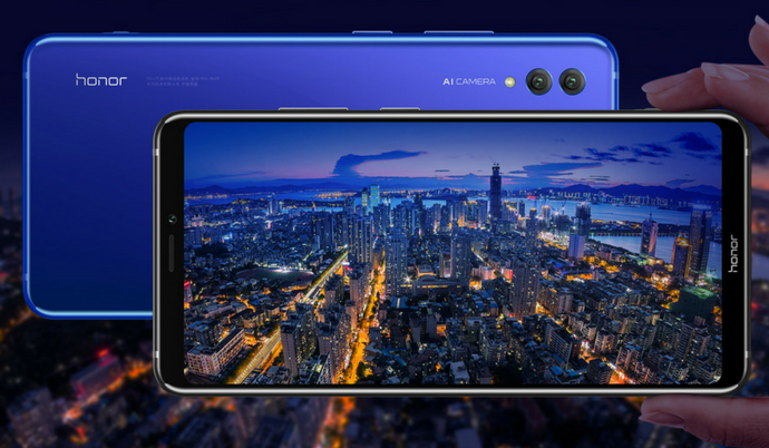 Honor Note 10 is official with huge screen and battery