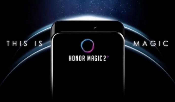 Image result for Honor Magic 2 is back with Kirin 980 chipset, 100% FullView Display and more