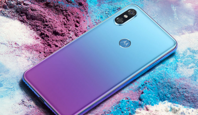 Moto P30 goes live with iPhone X design, Huawei P20 paint job