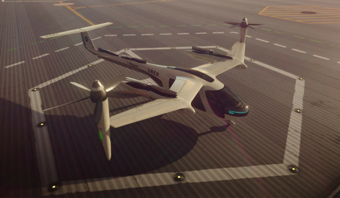 Uber enlists Japan among 5 candidate site to test flying taxi