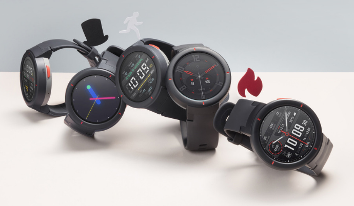 Huami Amazfit Verge smartwatch with all-day heart rate monitor goes official