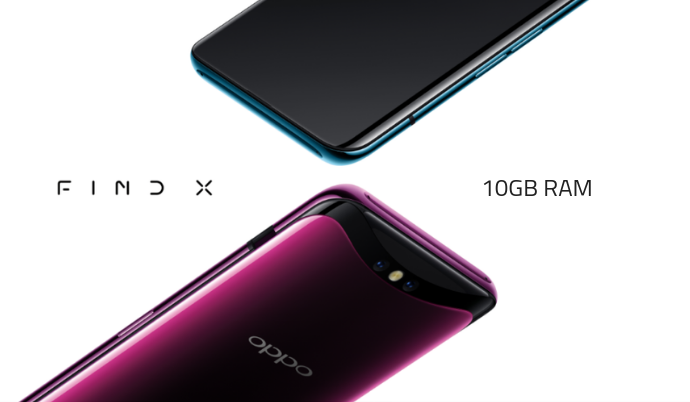 Oppo Find X Variant With 10GB RAM Listed on TENAA in China