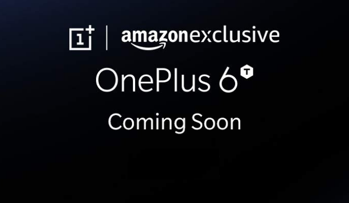 OnePlus 6T and Type-C Bullets Headphones Teased by Amazon India