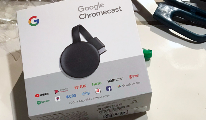 New Google Chromecast goes on sale before it's officially announced