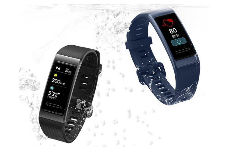 Huawei Band 3 Pro Announced With 0 95 Amoled Color