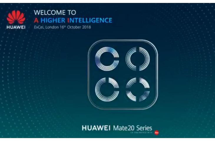Huawei confirms Mate 20 launch in India with 40W SuperCharge