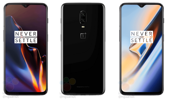 Authentic OnePlus 6T Case Leak Confirms Critical Details