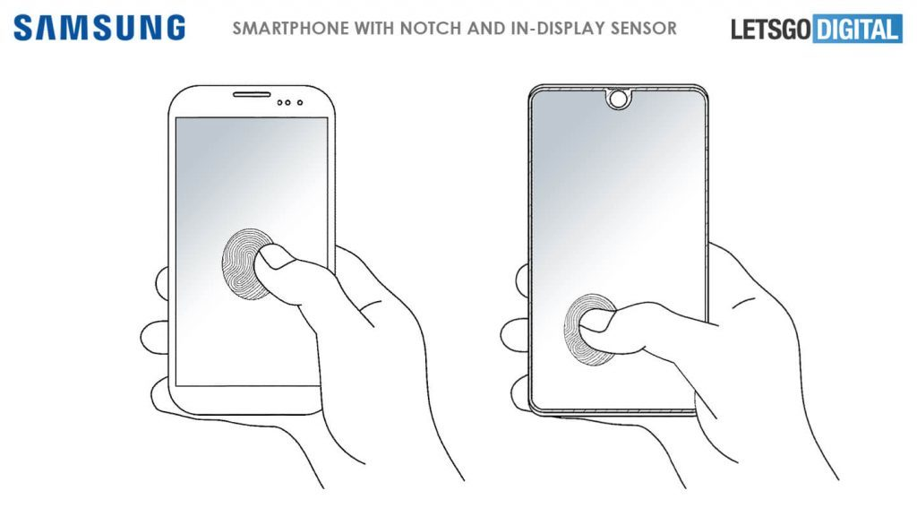 Image result for samsung s10 patent