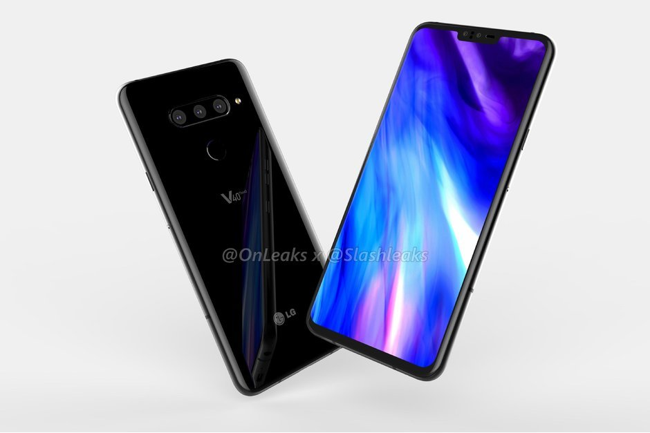 Latest leak points to telephoto lens on LG V40