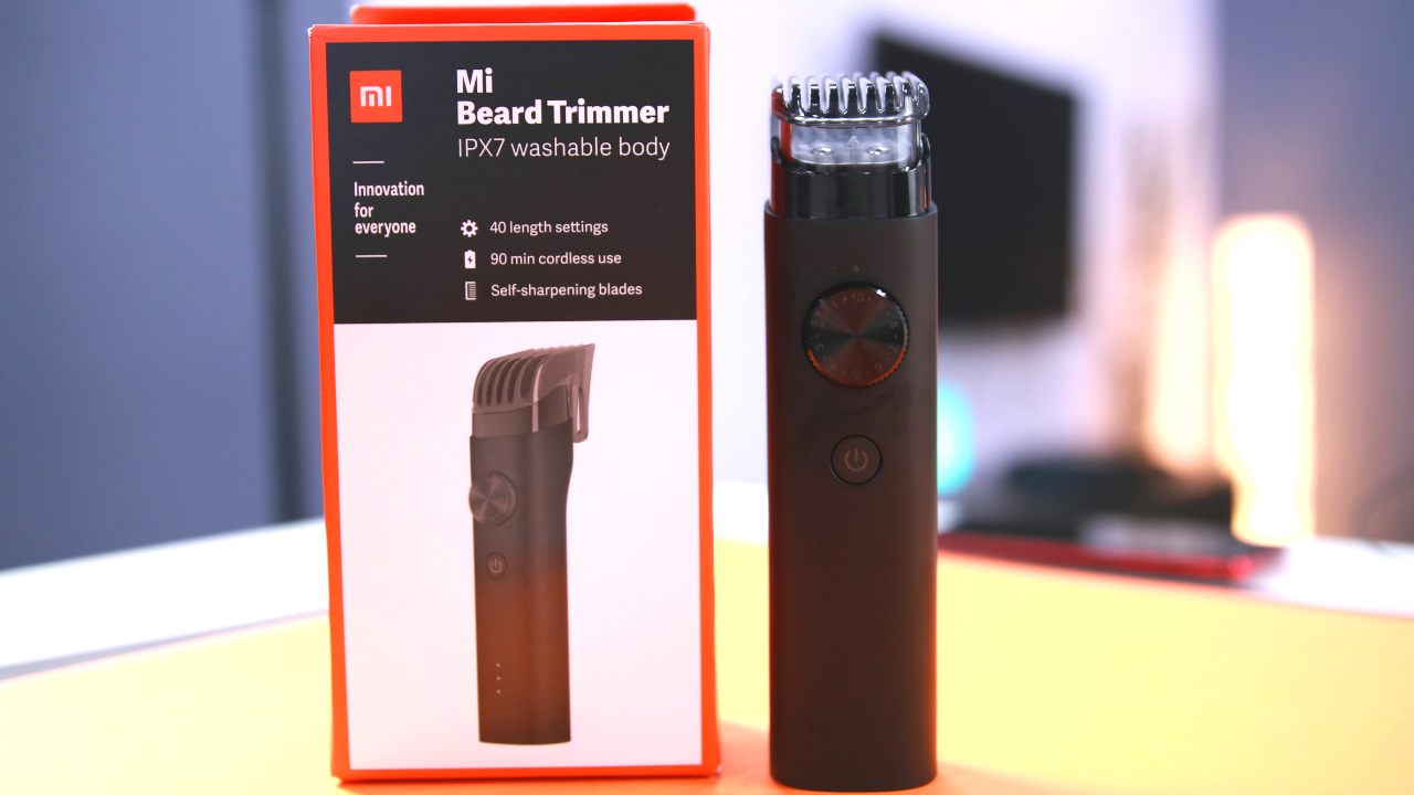 Xiaomi Mi Beard Trimmer Launched – Our First Impressions - PhoneRadar