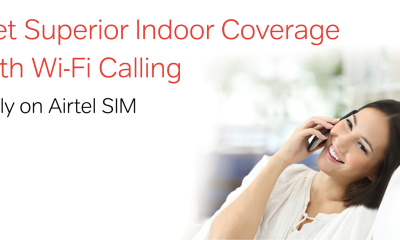 Airtel Wifi Calling Feature VoWIfi India