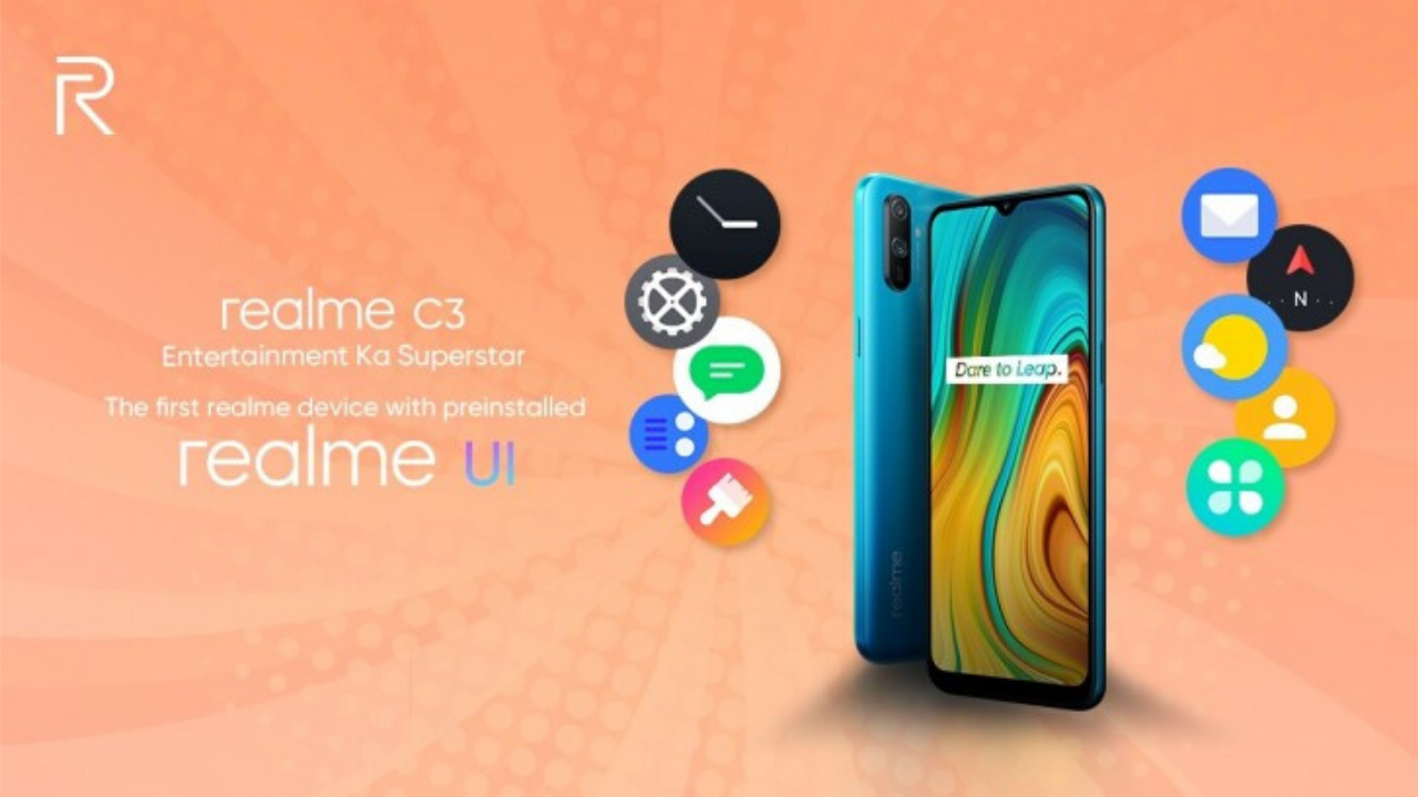 Realme C3 Launching in India on 6th February: Expected Price & Specifications