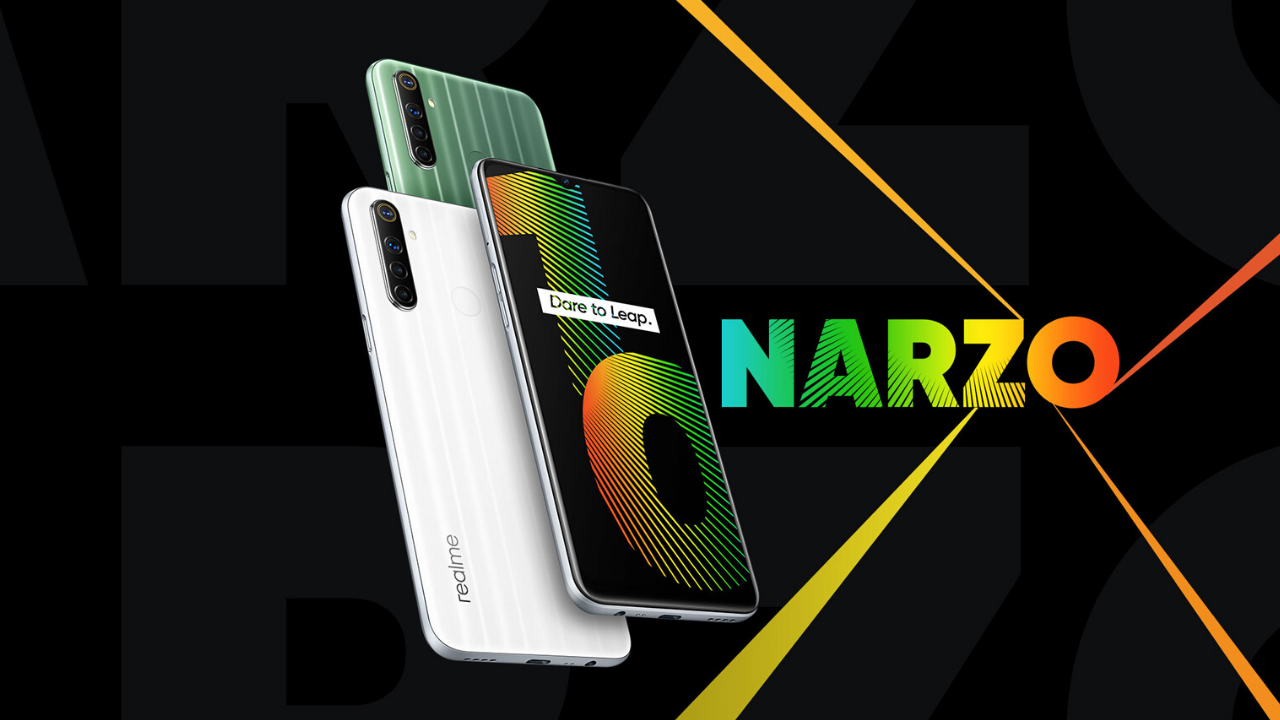 Realme Narzo 10-series launched in India, starts at Rs. 8,500
